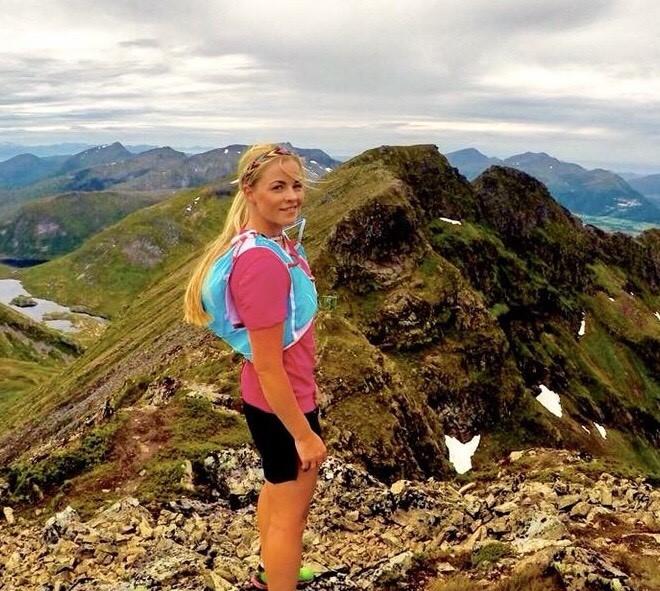 Ingrid Kvendset Hagen har både erfaring og kunnskap om trim og trening! Foto: Privat.