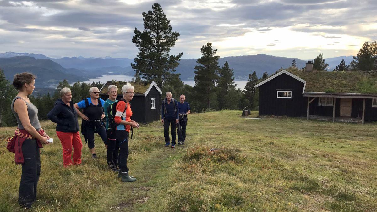 Storsetra i Stangvik. Foto: Dordi J H