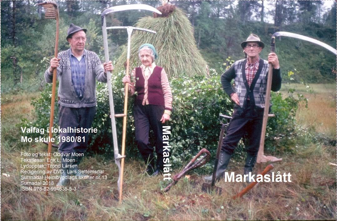 Heimbygdlaget med markaslåttkveld og måldiplom
