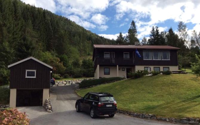 Hus til salgs på Nordvik