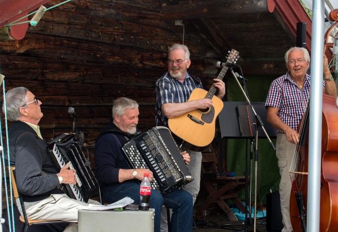 Trond Larsens kvartett - illustrasjonsfoto: Trollheimsporten