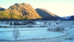 Bygda i rimfrost