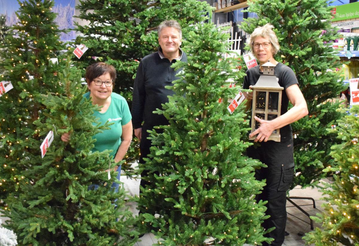 Inviterer borna til juleverksted på Hageland
