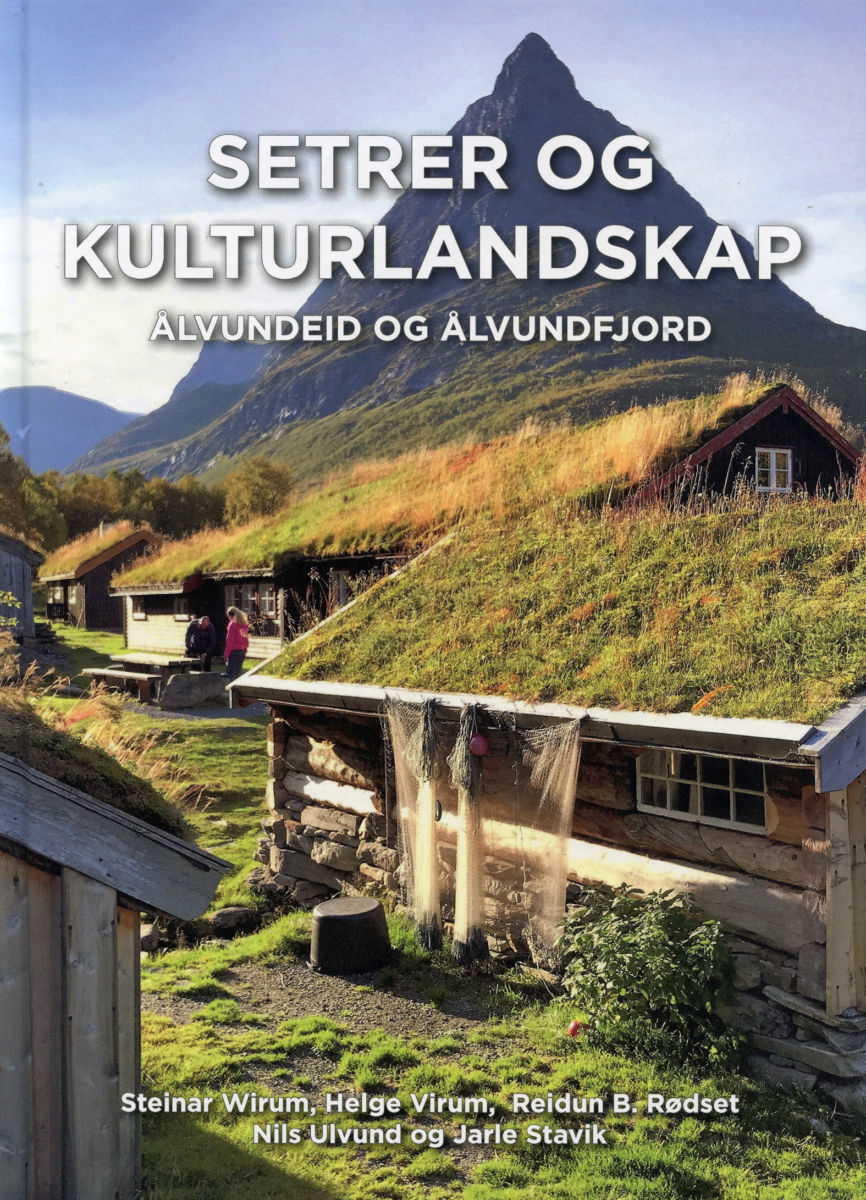 Ny seterbok for Ålvundeid og Ålvundfjord - interessant for mange Todalingar?