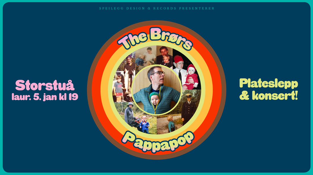 The Brørs: «Pappapop»-slepp