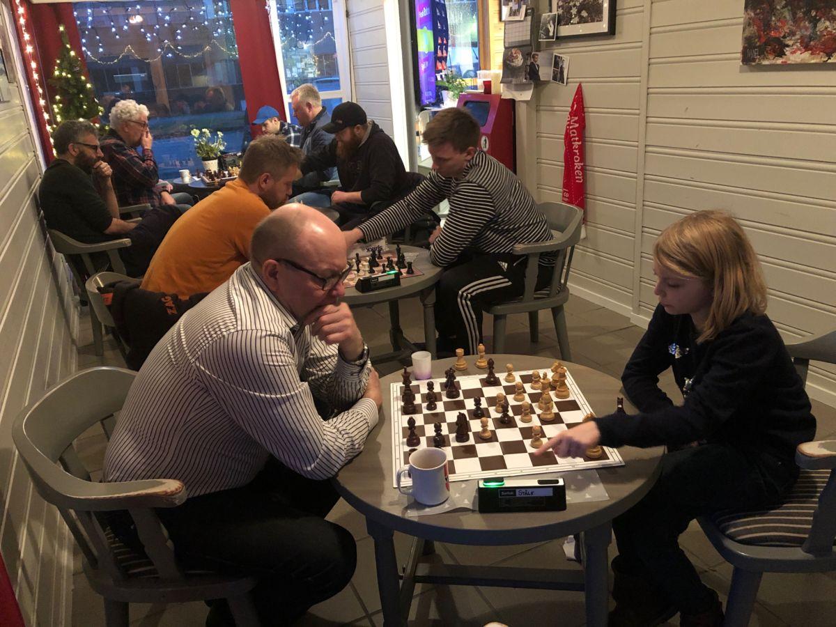 Patt, remis og sjakk matt