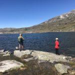 To  ivrige  fiskere  i  Trollheimen