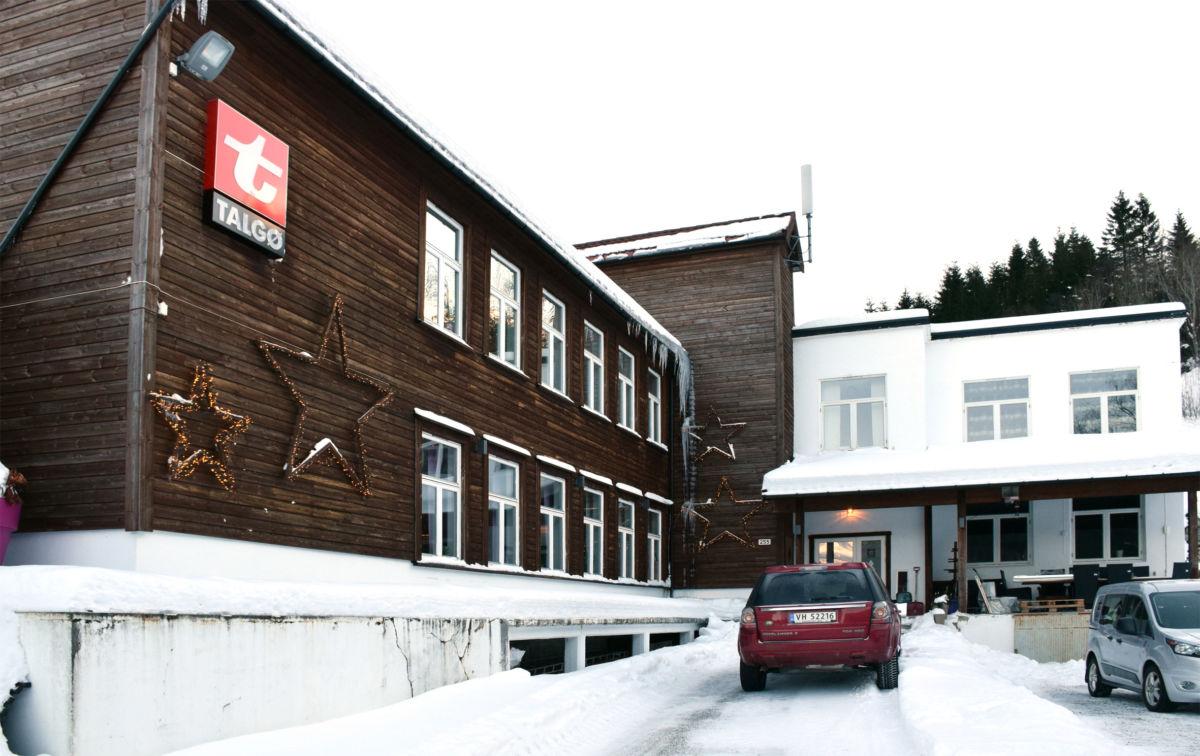 Gammelfabrikken i Brusetmarka - Den eldste bygninga er frå 1899.  Foto: Jon Olav Ørsal