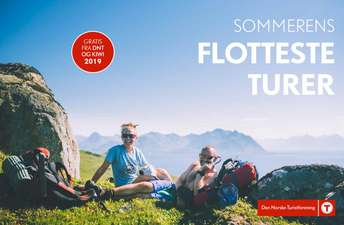 Tur  til  Vollasetra  og  Ekkertind  blant  sommerens  utvalgte