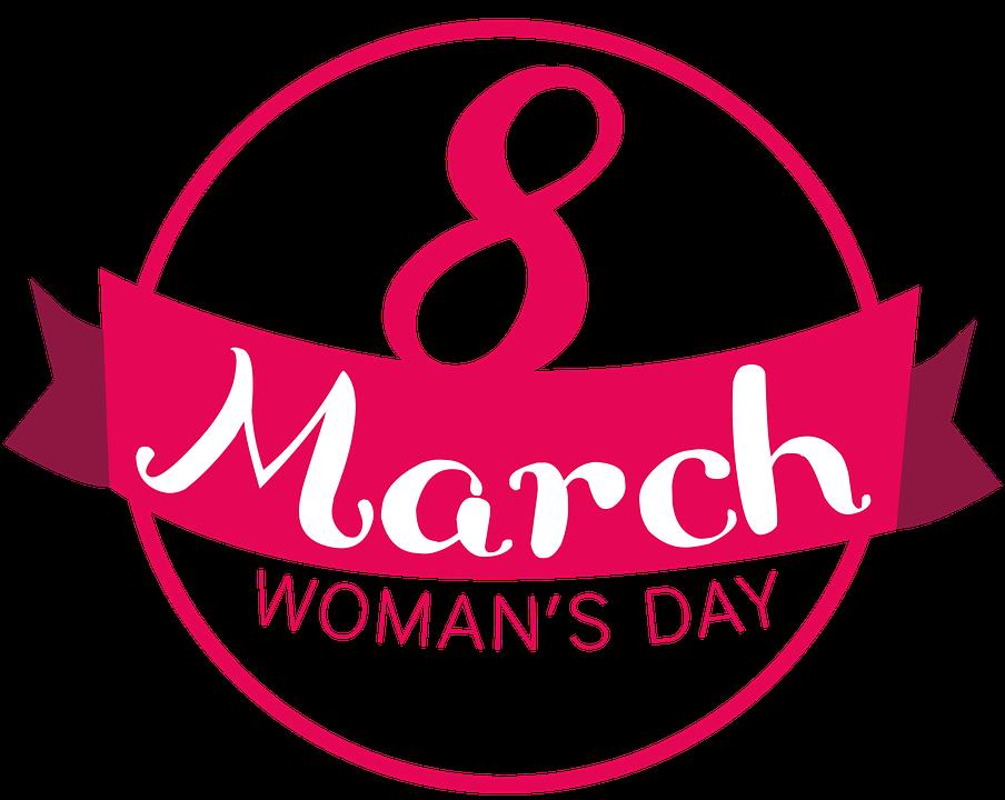 Markering av kvinnedagen 8. mars