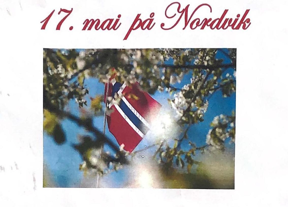 Slik blir nasjonaldagen på Nordvik