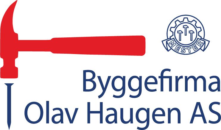 New look for Byggfirma Olav Haugen AS