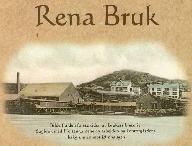 Fotoeigar Freiøya historielag.