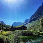 Et  lite  stykke  Norge  i  Innerdalen.