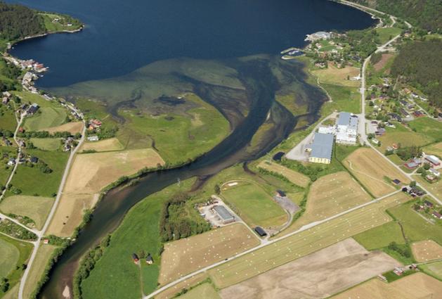 Høyring – framlegg til grenseendring i Todalsøran naturreservat