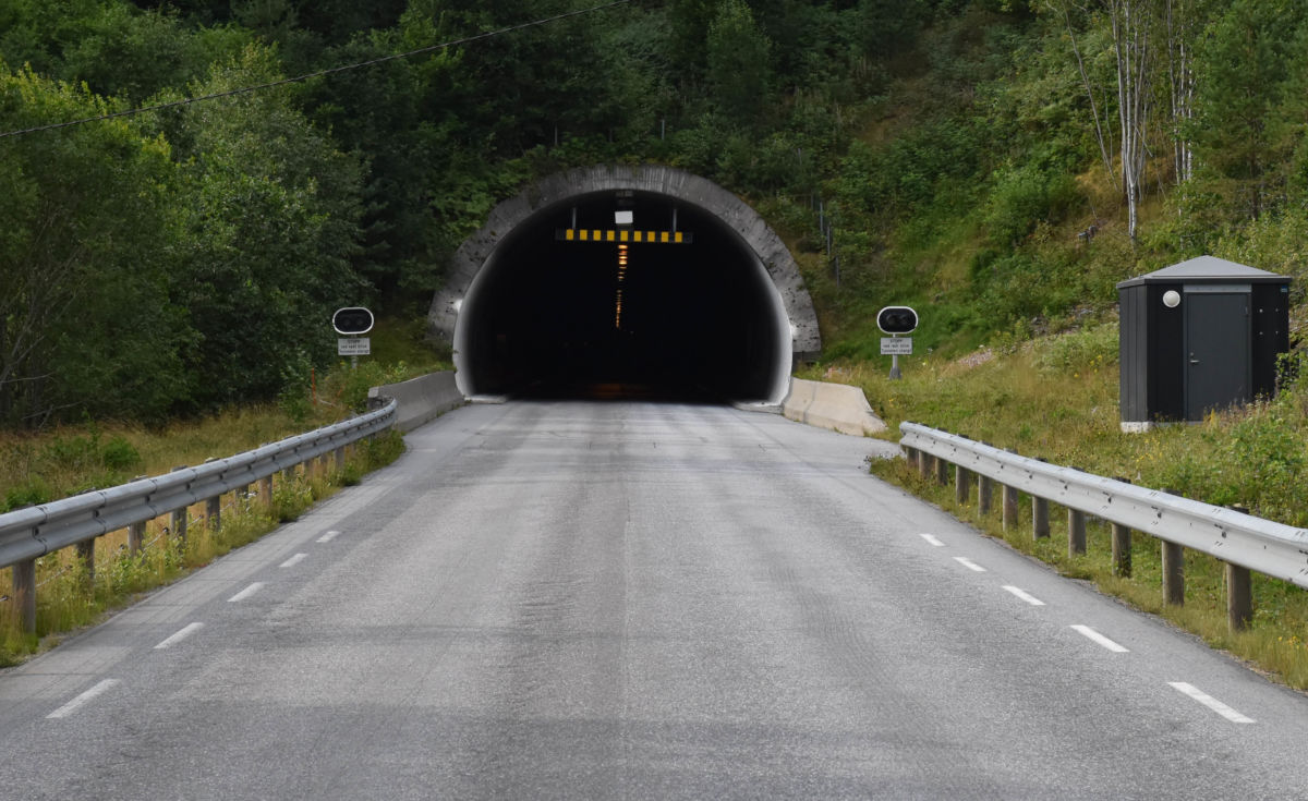 Manuell dirigering Fv 6145 – Svinviktunnelen