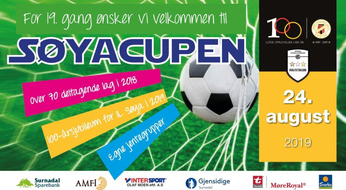 Klart  for  årets  Søyacup