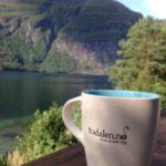 Kaffe  på  klåppa-utsekt  te  Rambjørståppa!