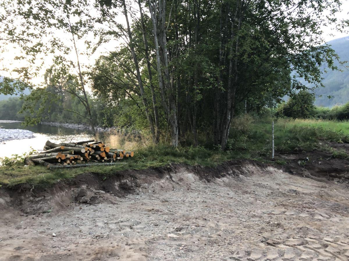 Dugnad i Båthølen