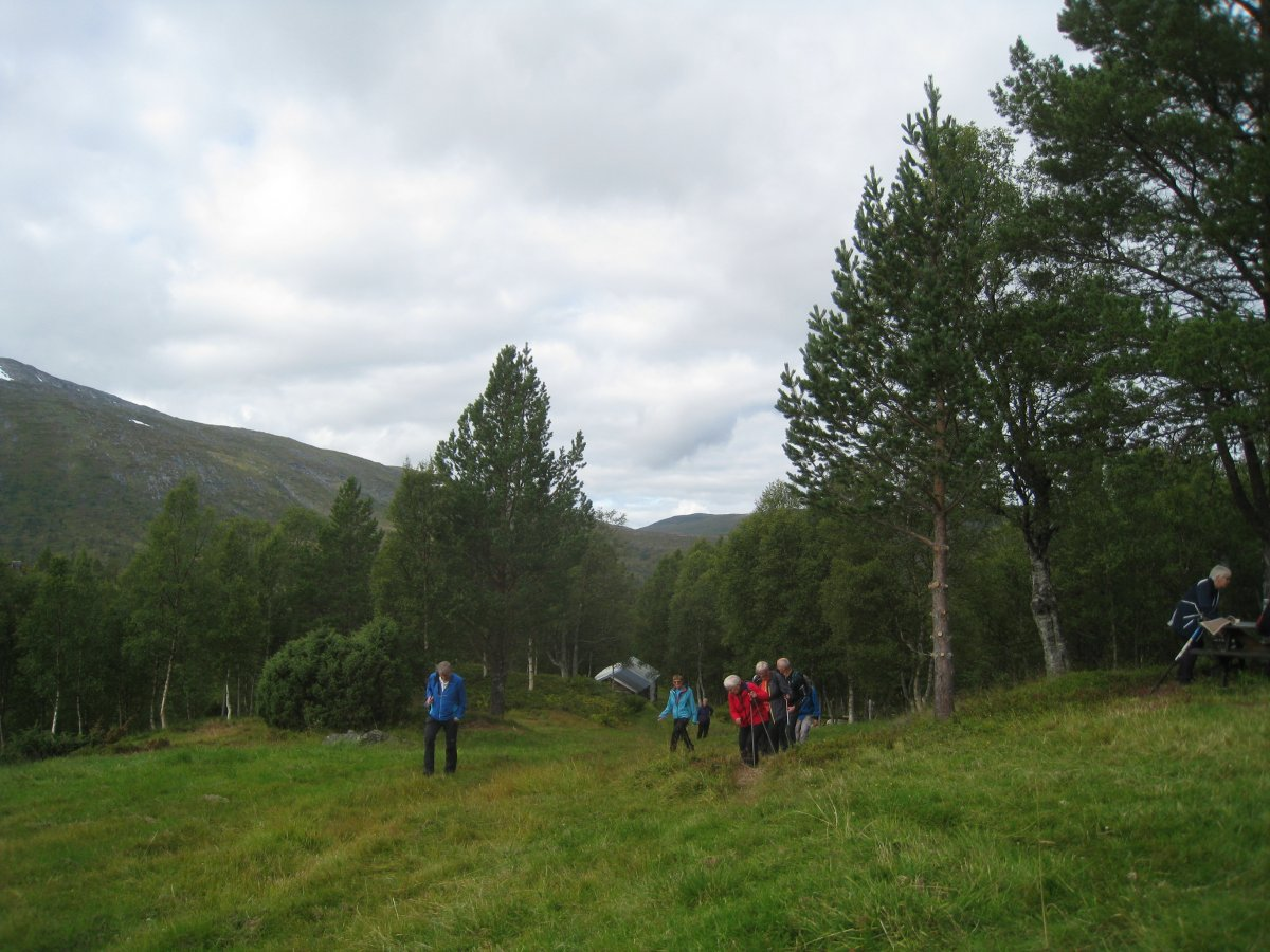 Arkivfoto fra en tur til Folldalen og Aunesetra i 2017.