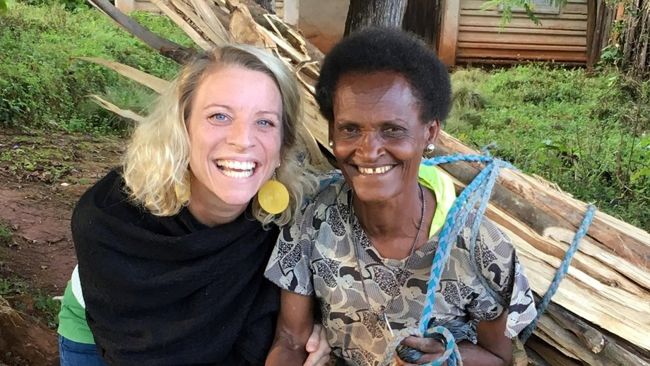 Når  kvinner  slepp  til  –  kvinnefrigjering  i  Etiopia