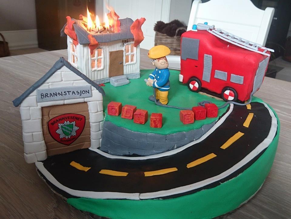 Åpen brannstasjon Todalen