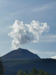 Vulkanutbrudd på Snøfjellet?!?