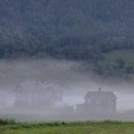 Høstfuktighet  og  råkalde  kvelder
