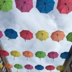 Dem  venta  regn  i  Trondheim