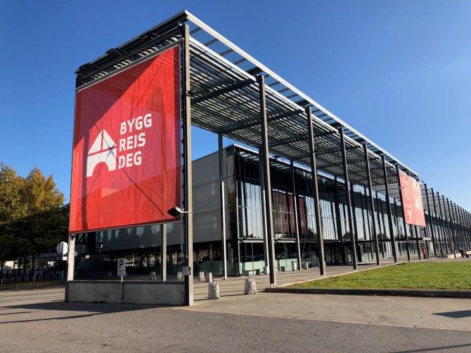 Bygg Rei Deg 2019 - Største byggemesse som har vore arrangert i Norge.  Foto: BRD