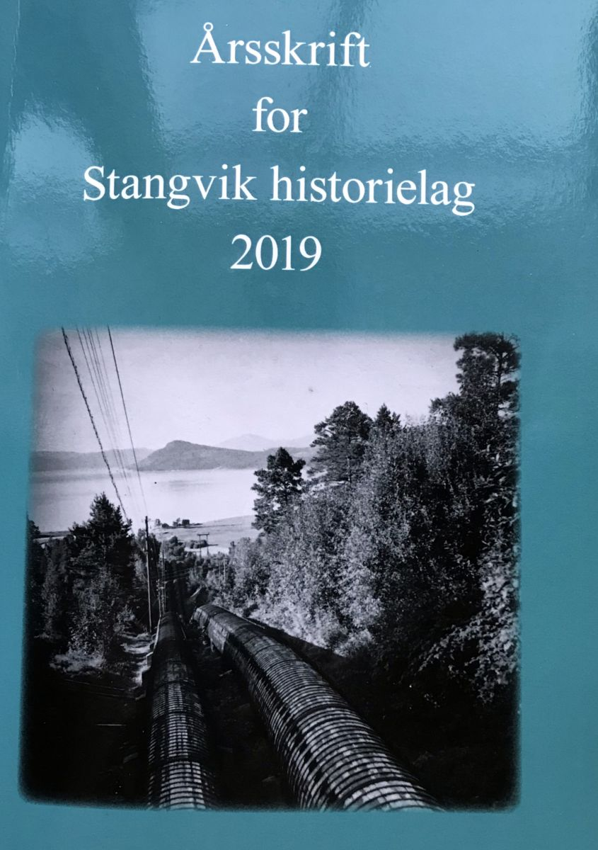 Årsskrift med variert og interessant innhald frå Stangvik historielag