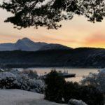 Utsikt  mot  Nordviksulå