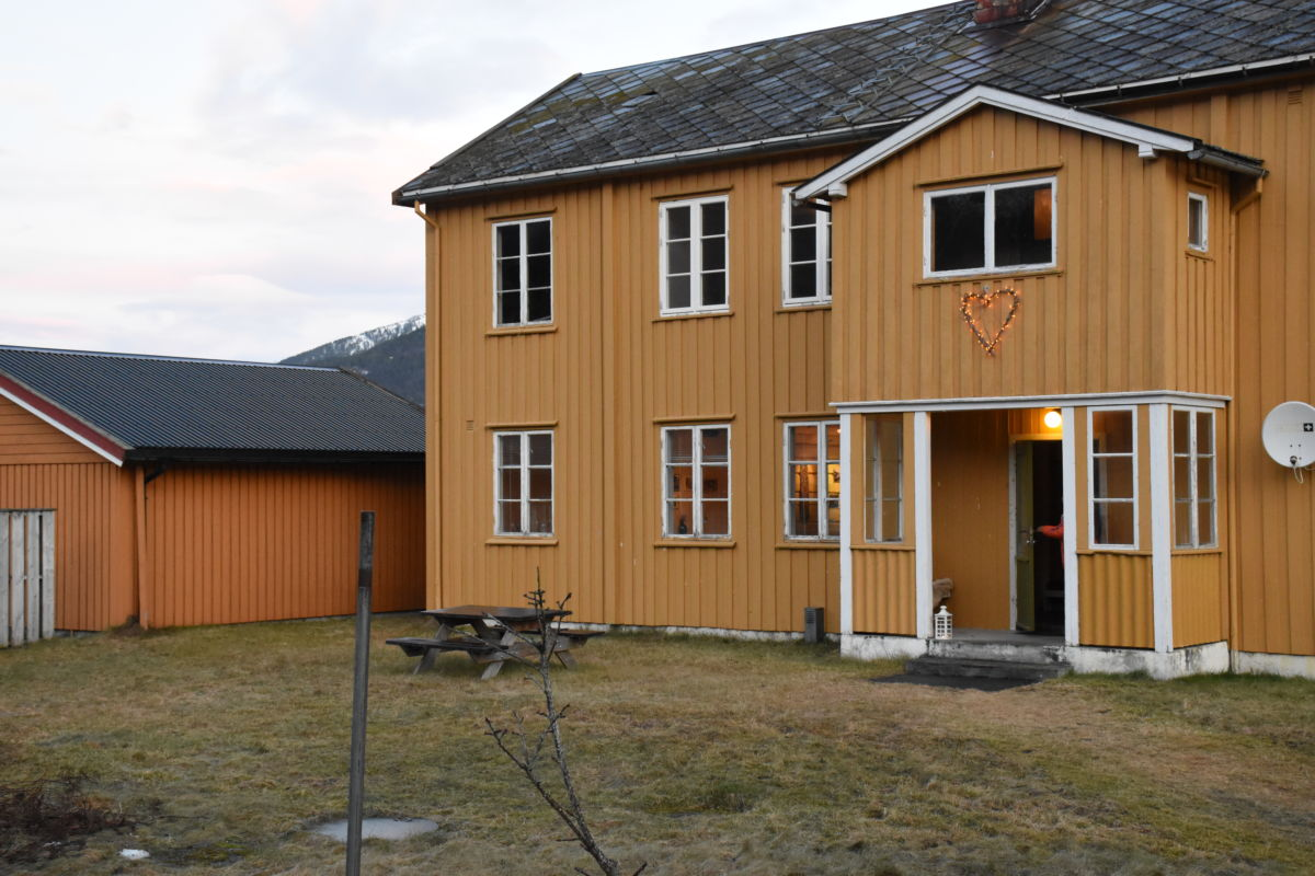 Kvardagsdata - her i Skulstuå er det det foregår.  Arkivfoto: Jon Olav