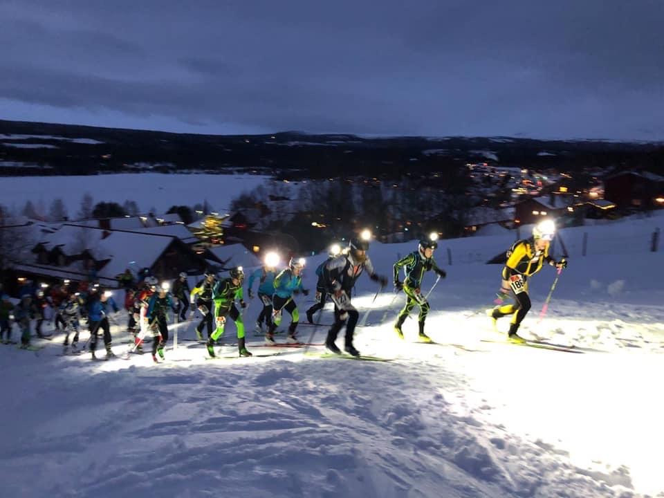 Solid randoinnsats i Funäsdalen for spilder ny klubb