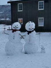 Den nye familien i Smålandsgrenda