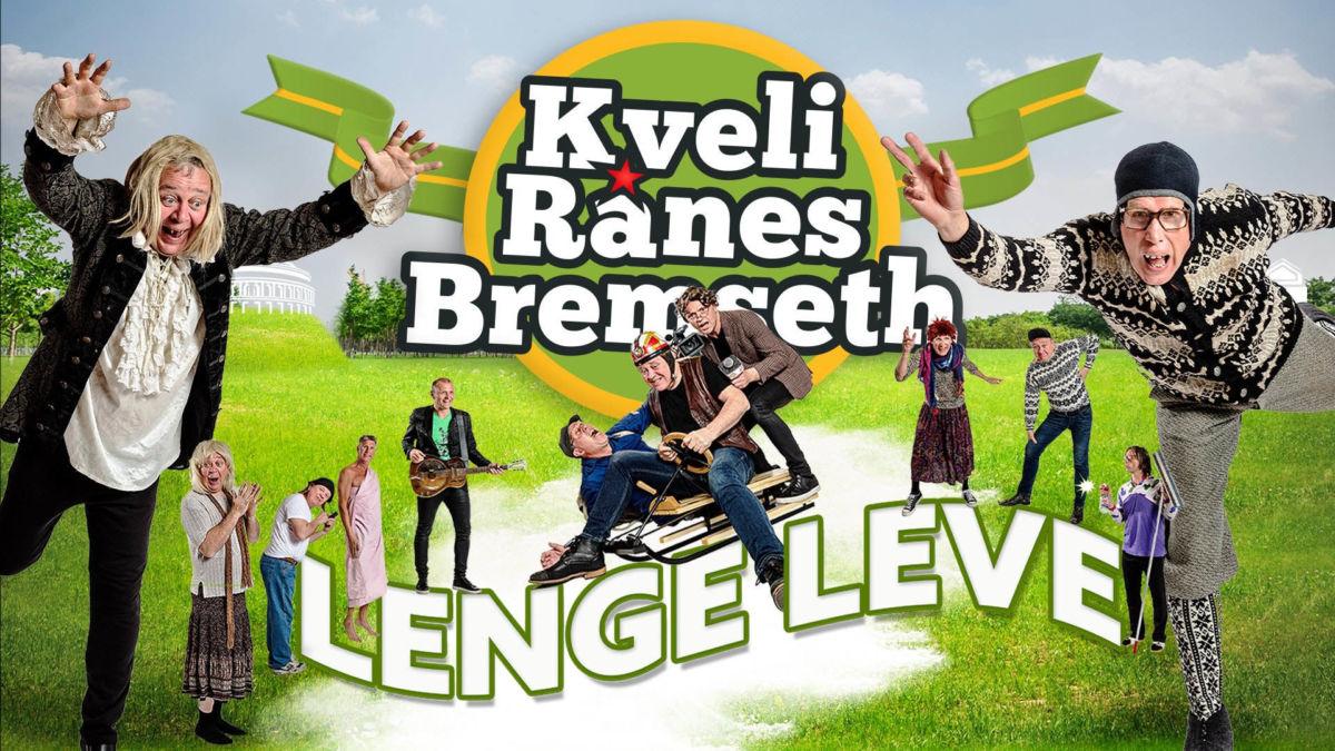 Kveli – Rånes – Bremseth til Surnadal