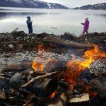 Kan  varme  oss  ved  bålet  etterpå