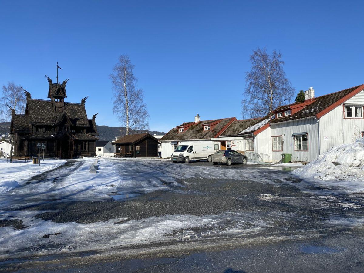Den nye legevakta ligg i Tjenestesentret på Orkanger.  Foto:StO.