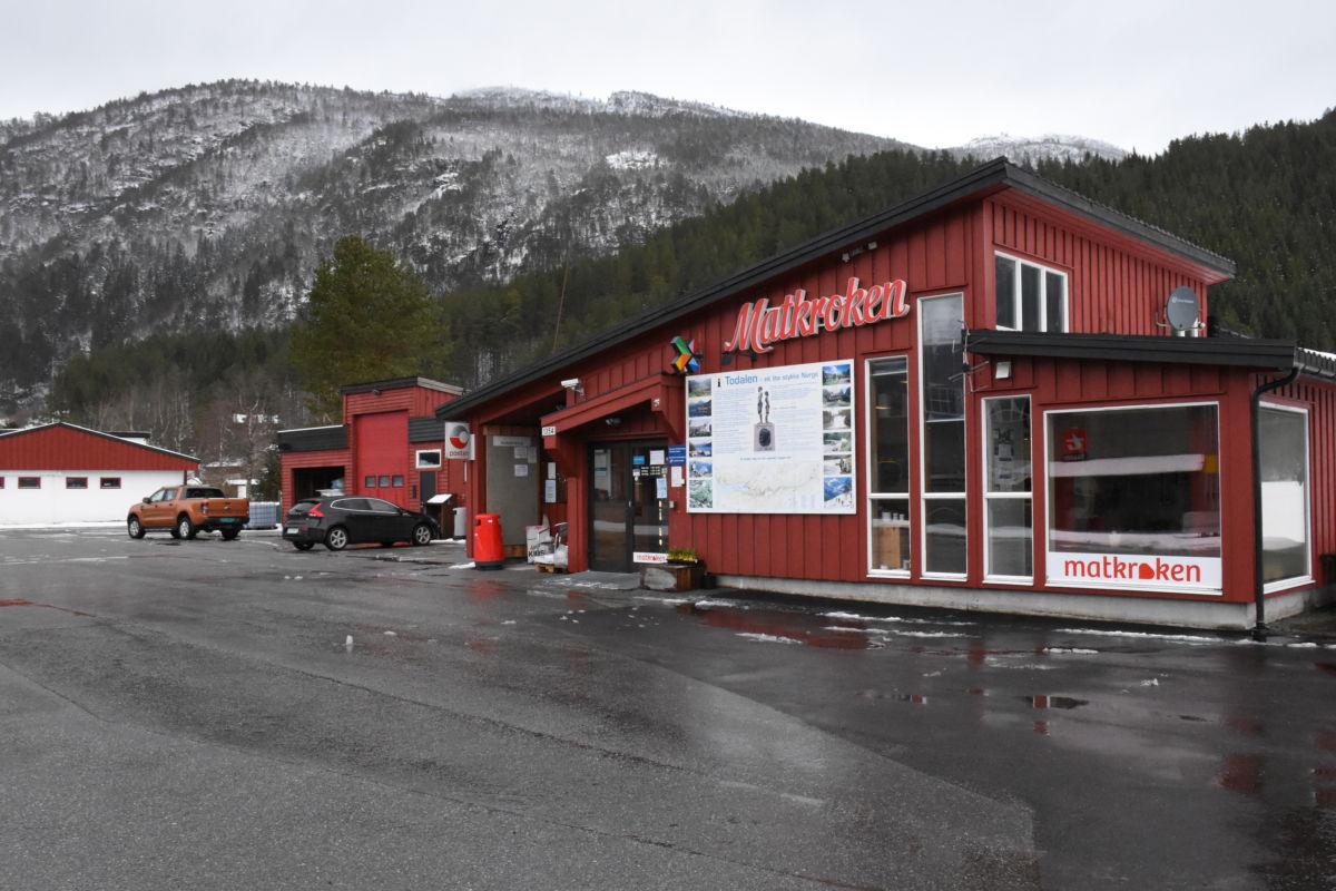 Matkroken Todalen  Arkivfoto: Jon Olav Ørsal