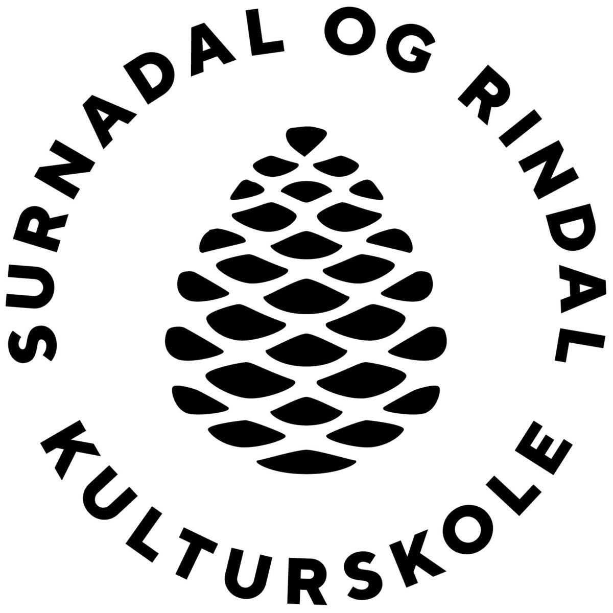 Slik ser den nye logoen til SRKS ut - den er designet av Ingun Redalen White.