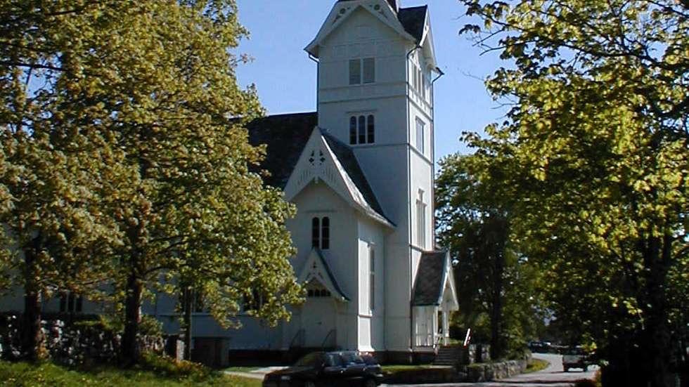 Sangstund for alle i Stangvik kyrkje