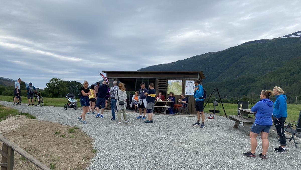 Sommertur til Todalen