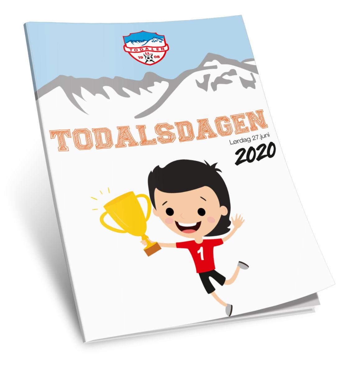 Todalsdagen 2020, avis med program og info kjem her