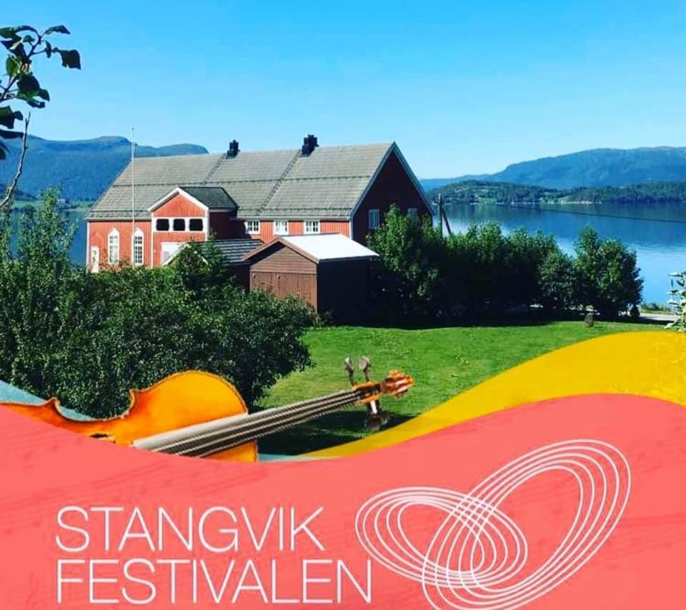 Stangvika og Bondehuset er arena for Stangvikfestivalen 2020.
