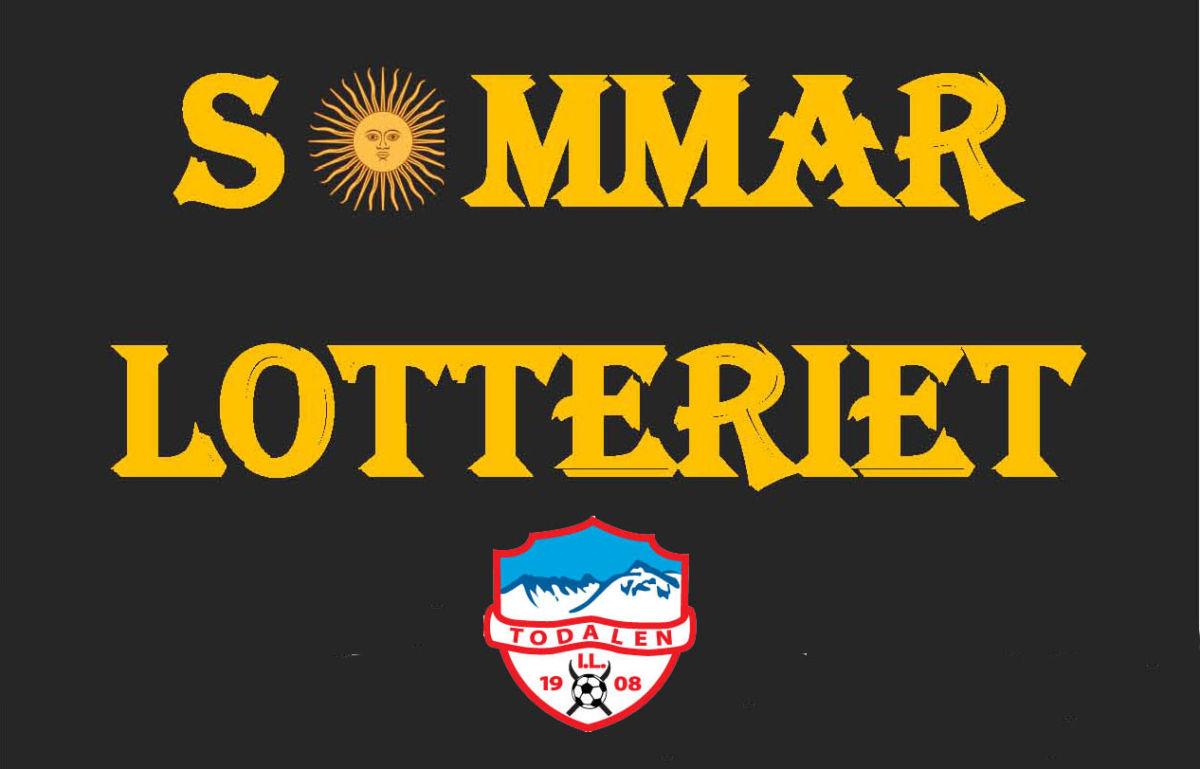 Todalen I.L. med stort Sommar-lotteri