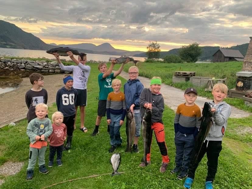 Vellukka sjøfiskekveld på Nordvik