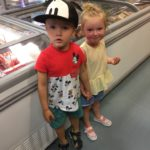 Barnehagekompisar  på  handel