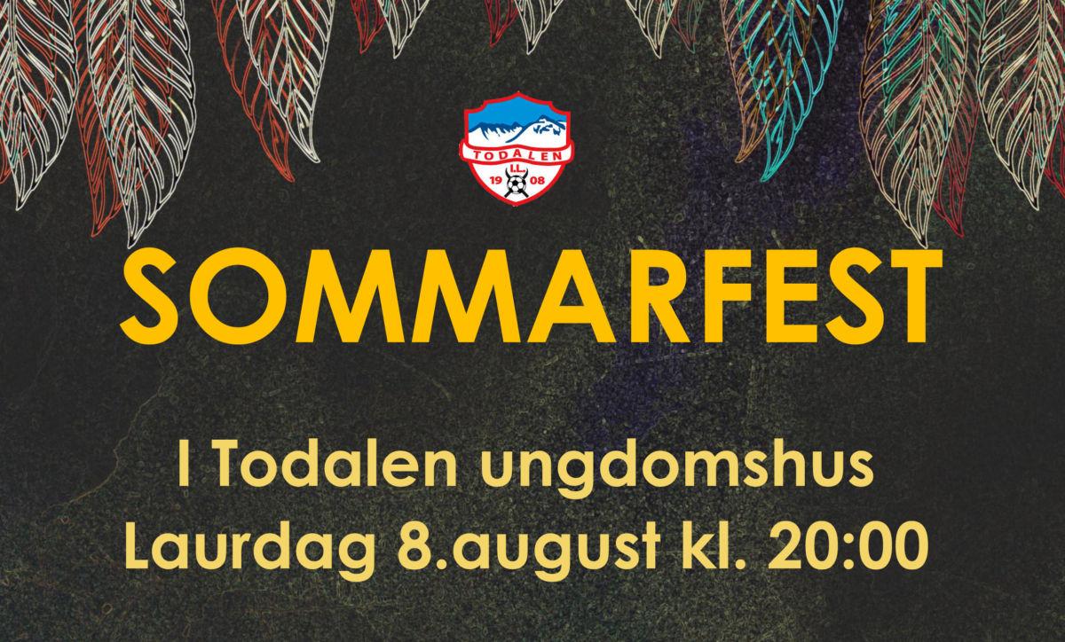 Bli med på Sommarfest