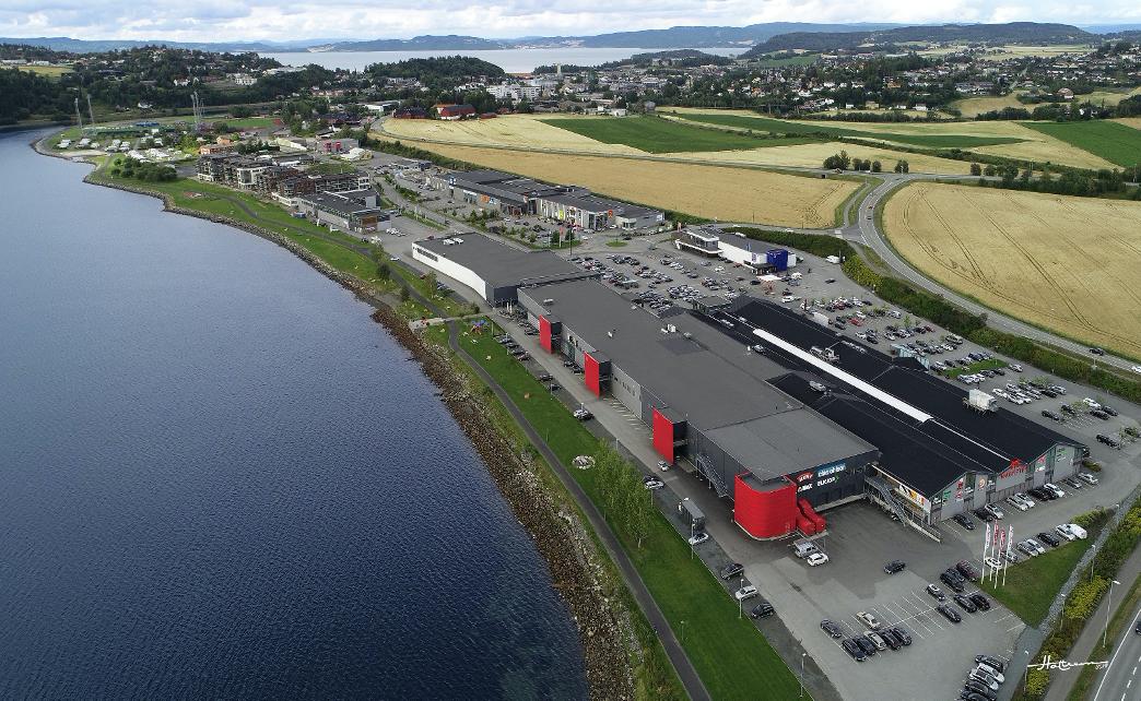 ALTI  kjøper  Magneten  kjøpesenter  på  Levanger