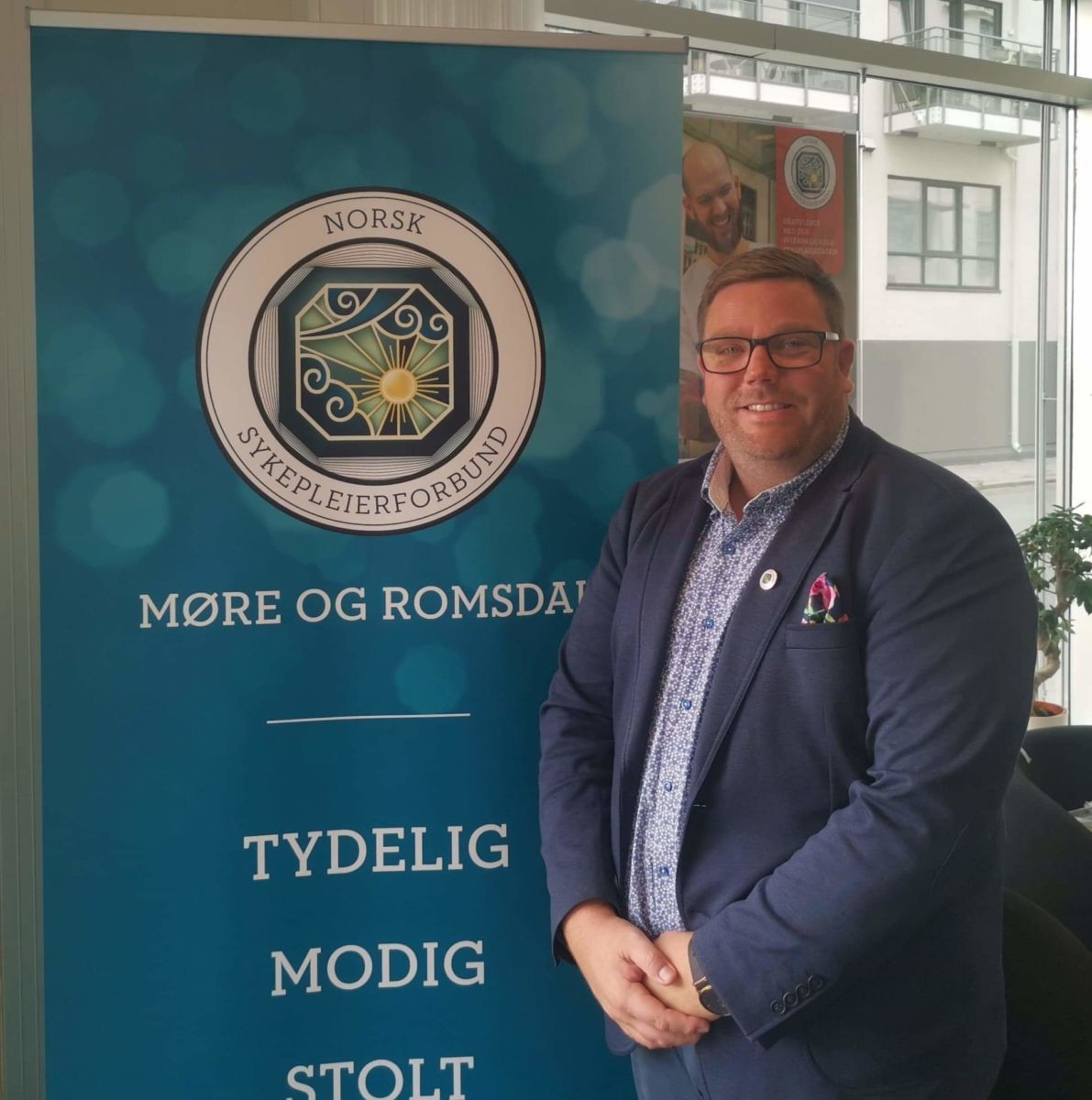 Gjermund Øysteinsson Moe vald til nestleiar